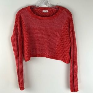 Urban Outfitters Silence & Noise Cropped Sweater